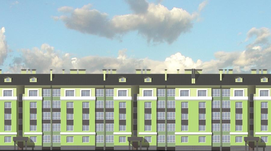 Зеленый дом (Корпус 2)